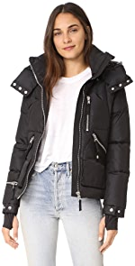 SAM. Jetset Down Jacket