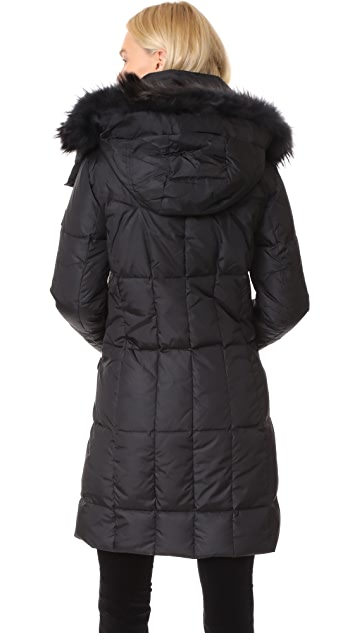 SAM. Fur Highway Down Jacket