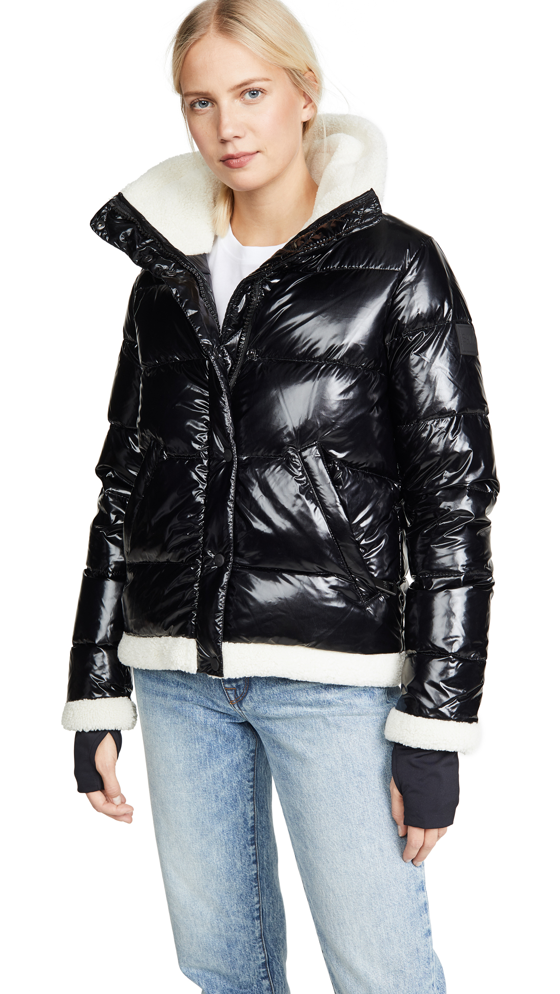 Buy SAM. online - photo of SAM. Willa Jacket