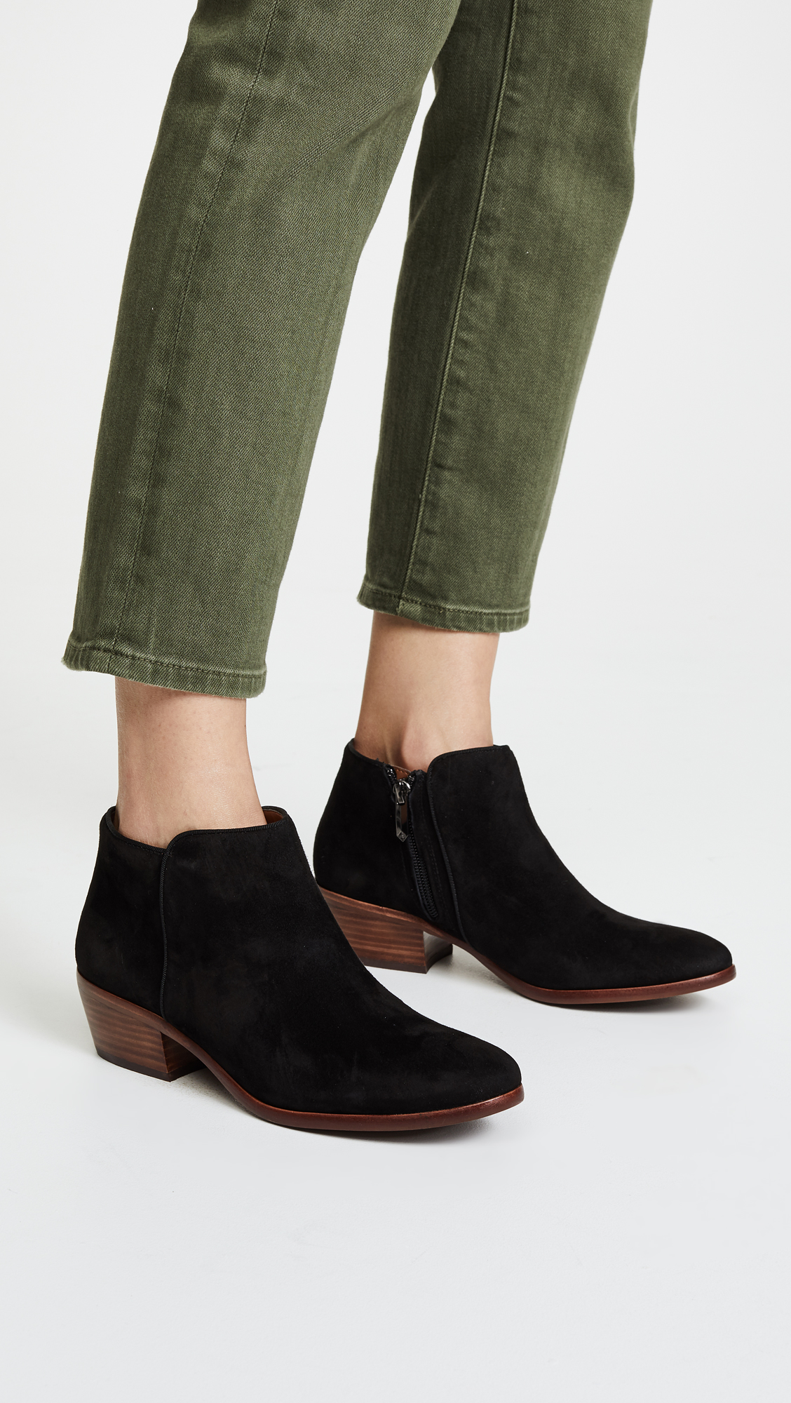 96505070b Sam Edelman Petty Suede Booties