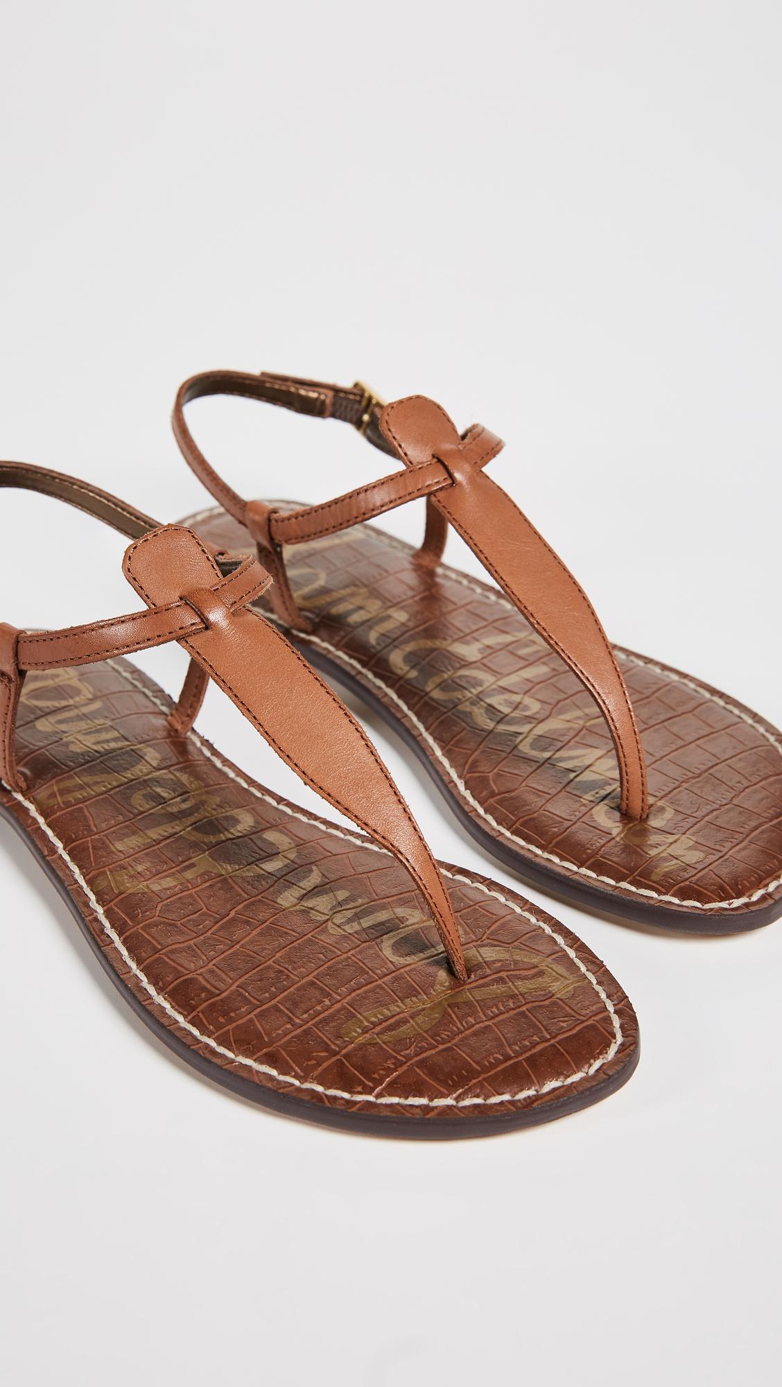 3779458eb731 Sam Edelman Gigi Flat Sandals