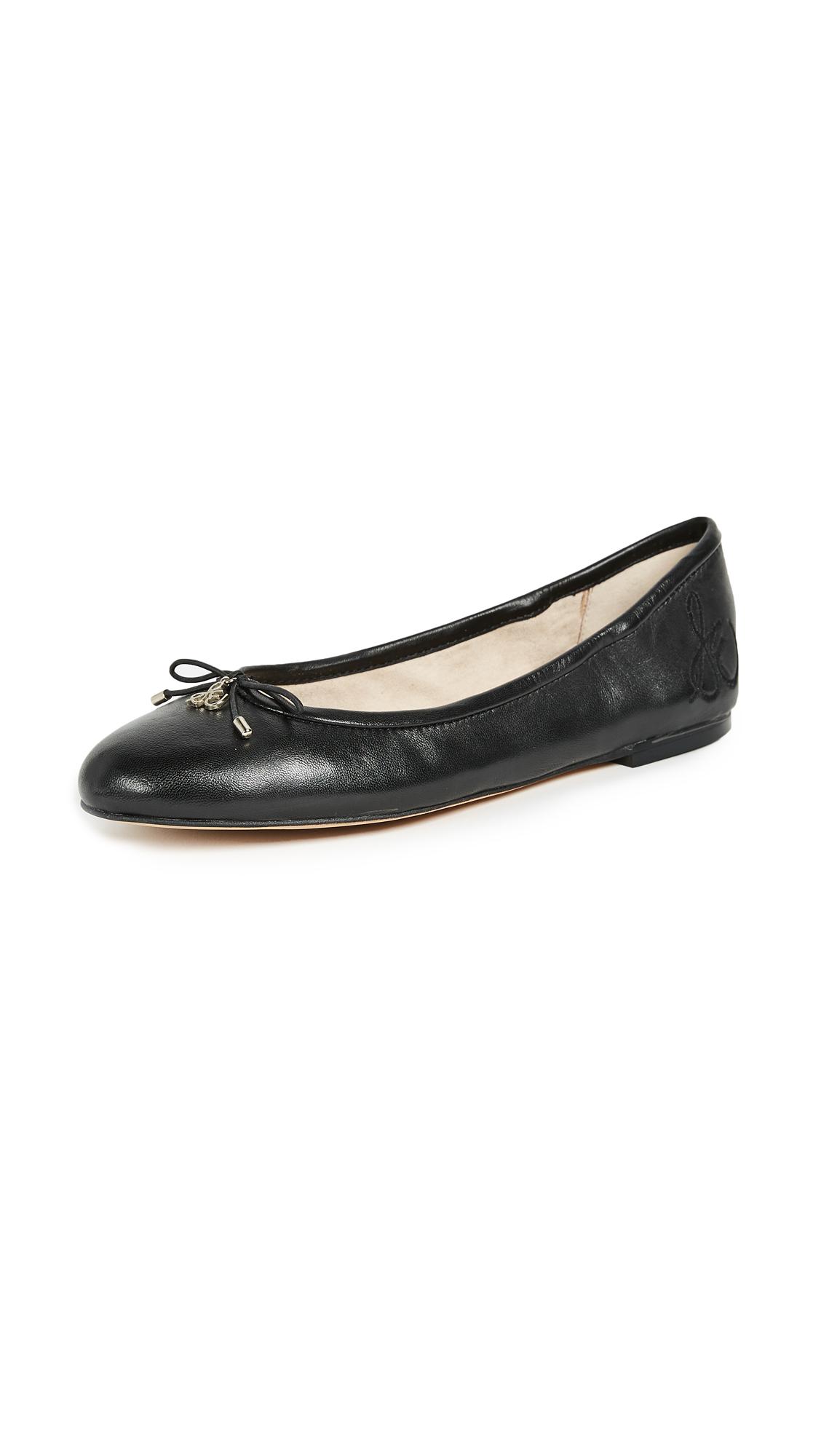 Sam Edelman Felicia Ballet Flats - Black