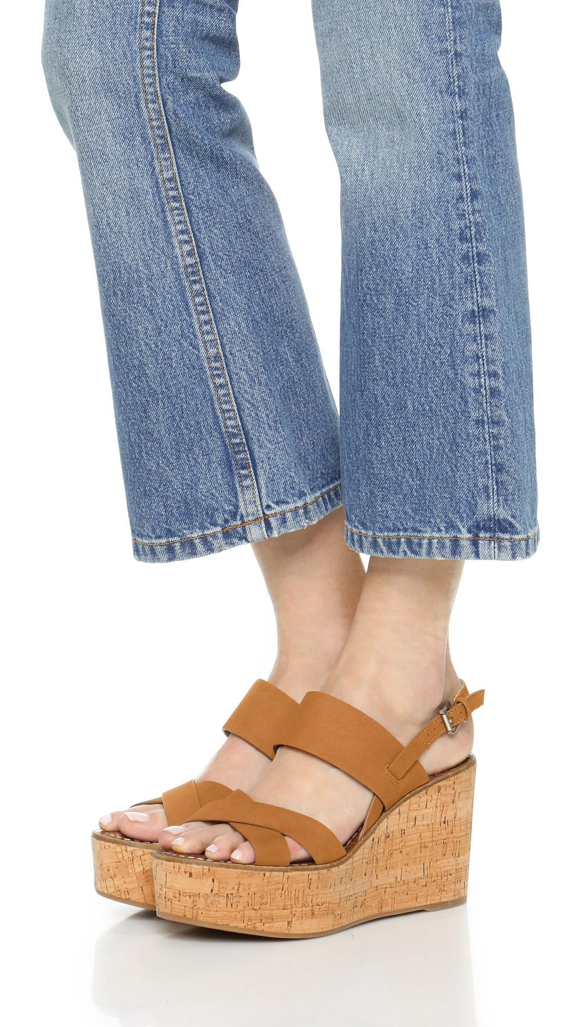 e5ac4a8195a Sam Edelman Destiny Wedge Sandals