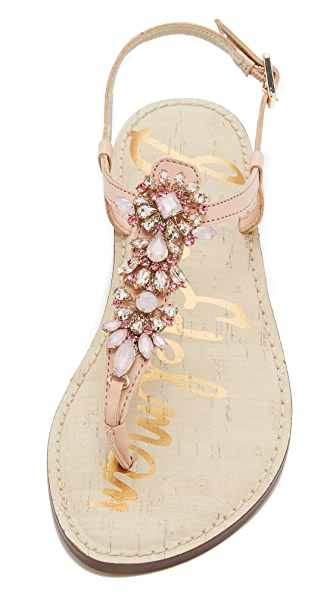 Gorgeous jeweled sandals