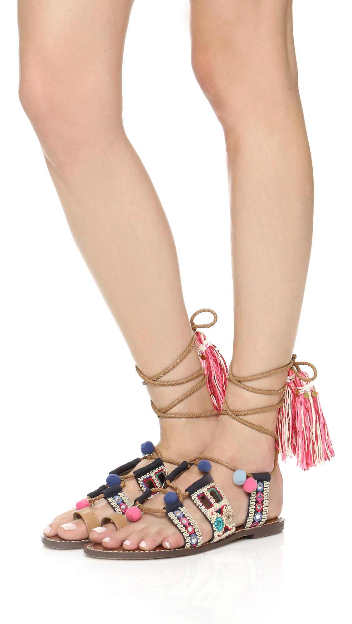 f4b789085649 Sam Edelman Gretchen Flat Sandals