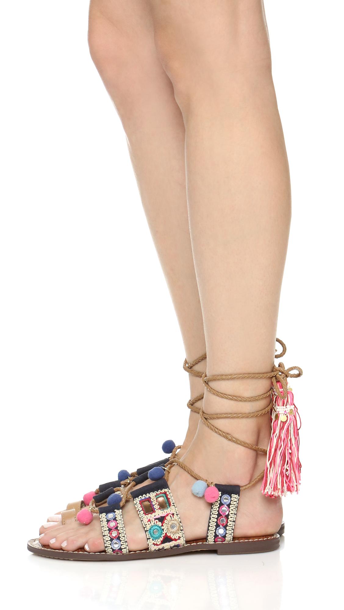 771396a8e85 Sam Edelman Gretchen Flat Sandals