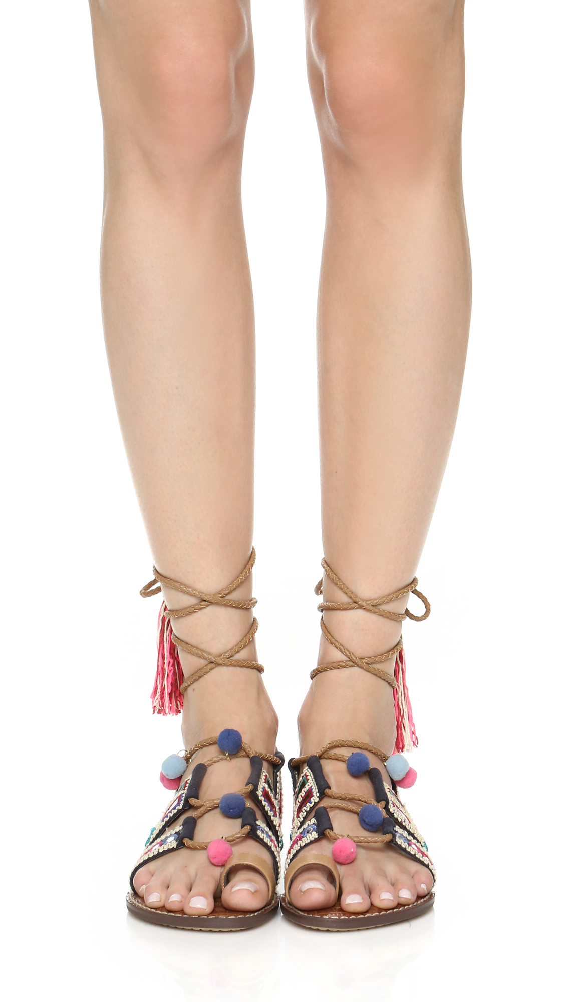 dd292dafcdaa88 Sam Edelman Gretchen Flat Sandals