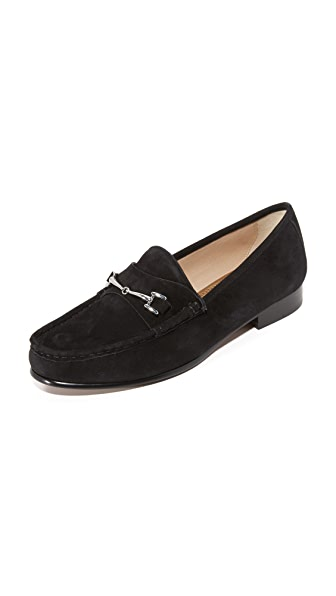 Sam Edelman Talia Loafers - Black