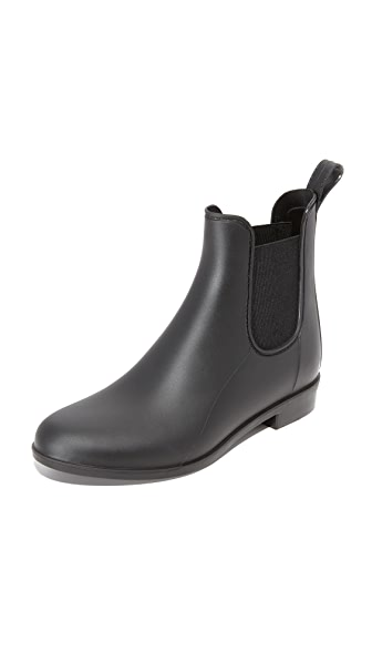 Sam Edelman Tinsley Chelsea Rain Booties - Black
