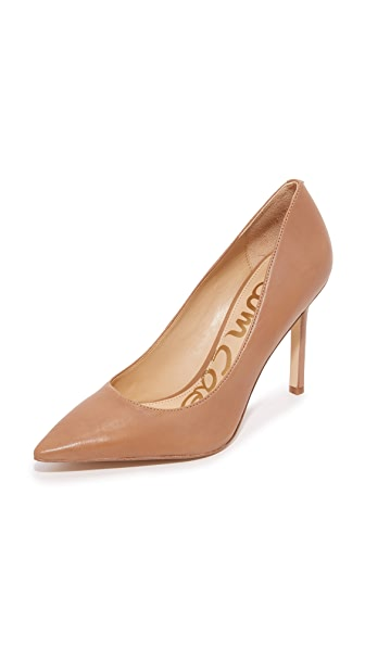 Sam Edelman Hazel Pumps - Golden Caramel