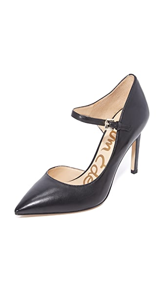 Sam Edelman Nora Ankle Strap Pumps
