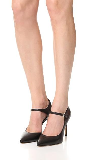 Sam Edelman Nora Ankle Strap Pumps