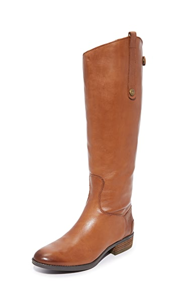 Sam Edelman Penny Riding Boots - Whiskey