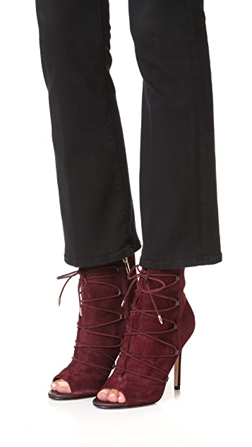 Sam Edelman Asher Open Toe Booties