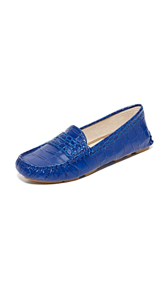 Sam Edelman Filly Driver Loafers - Nautical Blue