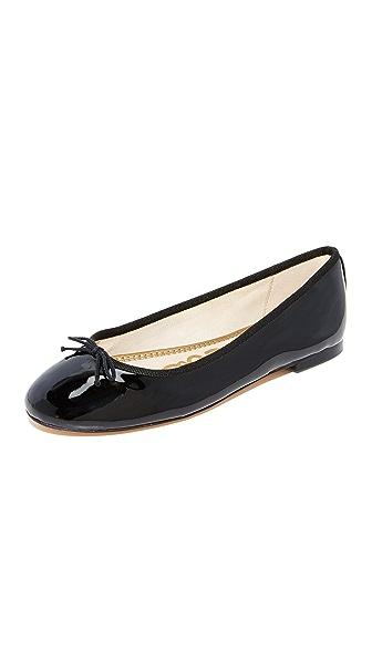 Sam Edelman Finley Ballet Flats - Black