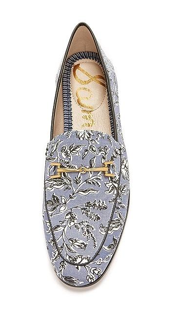 Sam Edelman Loraine Printed Loafers
