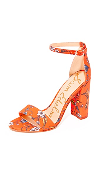 Sam Edelman Yaro Printed Sandals