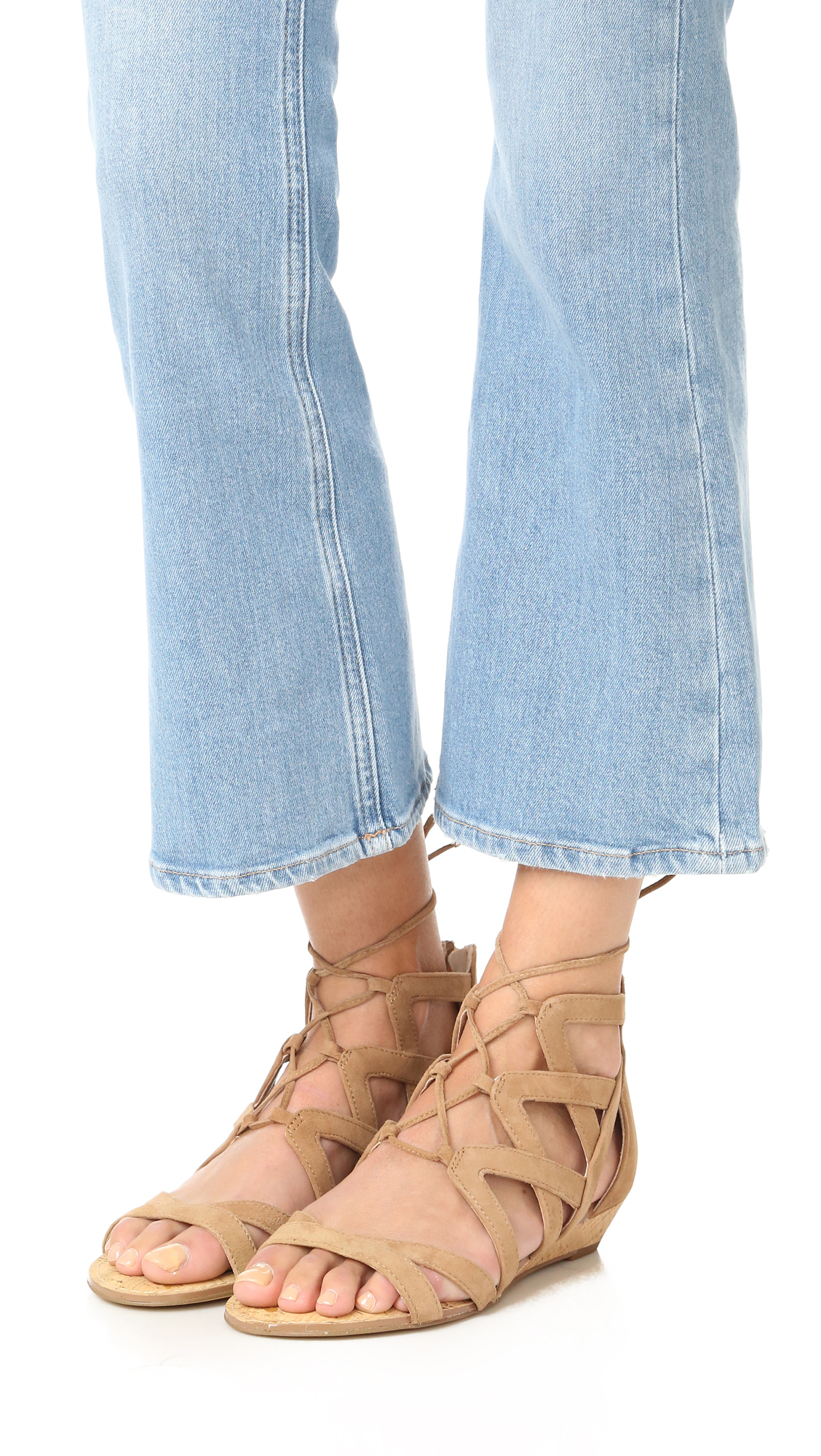 599227192766b Sam Edelman Dawson Wedge Sandals