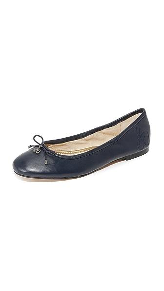 Sam Edelman Felicia Ballet Flats - Navy