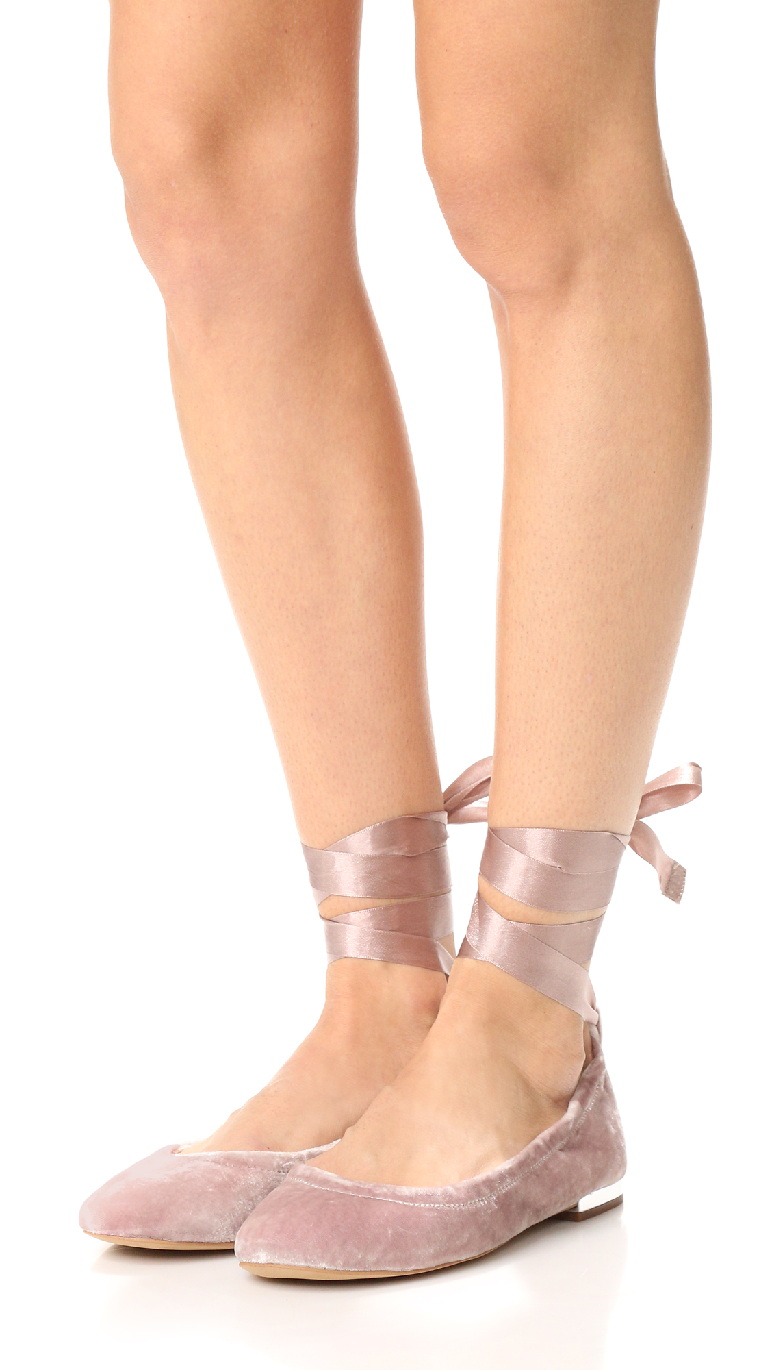 d37c851fc Sam Edelman Velvet Fallon Ballet Flats