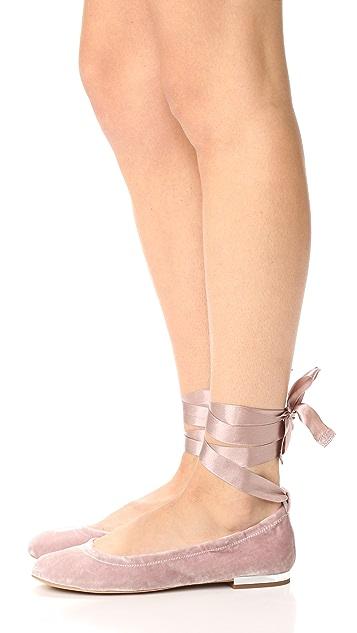 Sam Edelman Velvet Fallon Ballet Flats