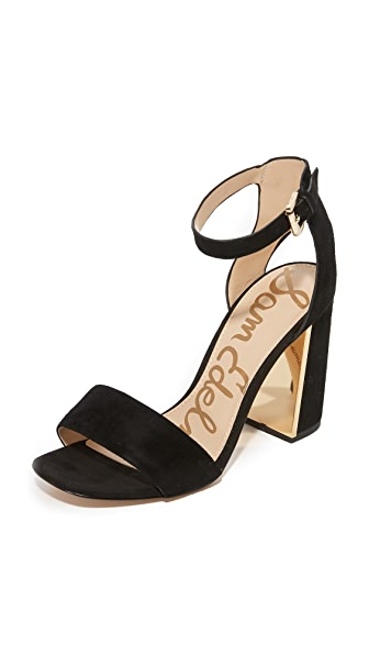 Sam Edelman Synthia Block Heeled Sandals