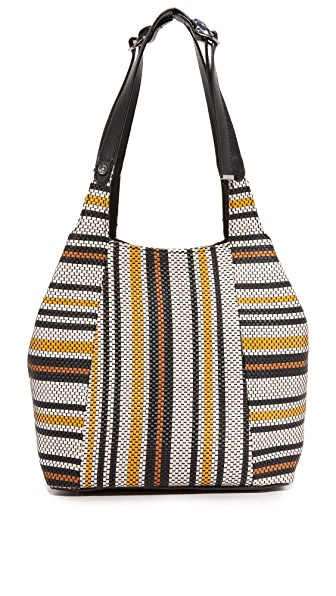 Sam Edelman Simone Hobo - Black Multi
