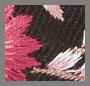 Black/Pink Multi