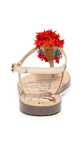Sam Edelman Gates Fringe Sandals