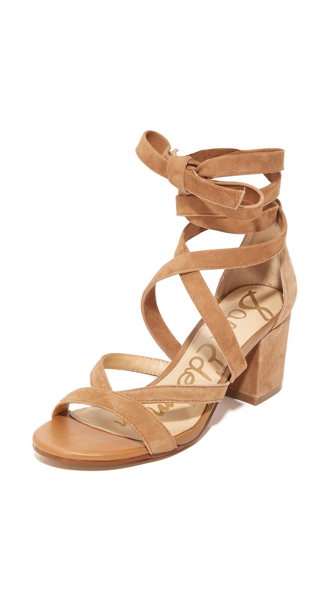 989a9361b2b Sam Edelman Sheri Suede City Sandals