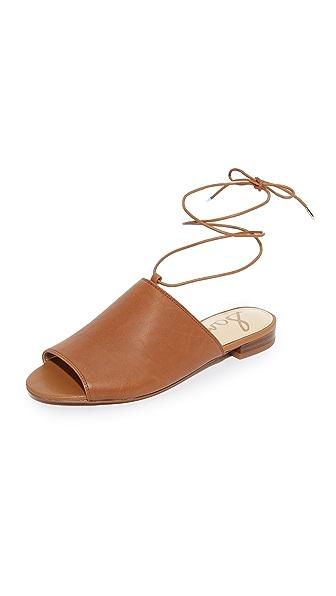 Sam Edelman Tai Sandals - Saddle