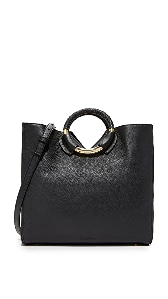 Sam Edelman Whitney Tote - Black