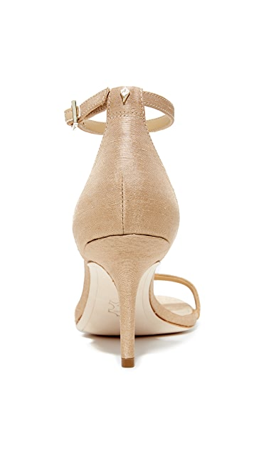 Sam Edelman Patti Silk Dupioni Sandals