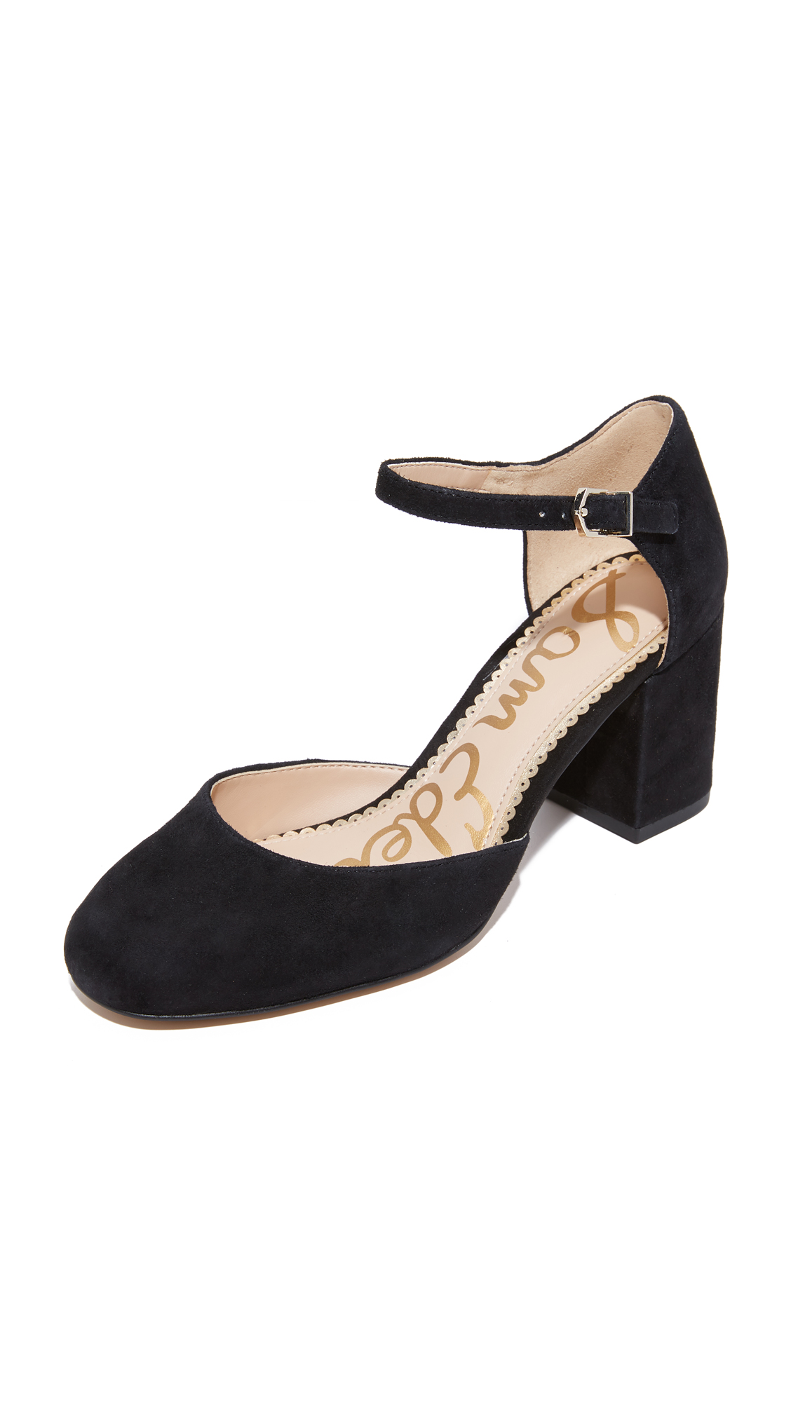 Sam Edelman Clover Pumps - Black