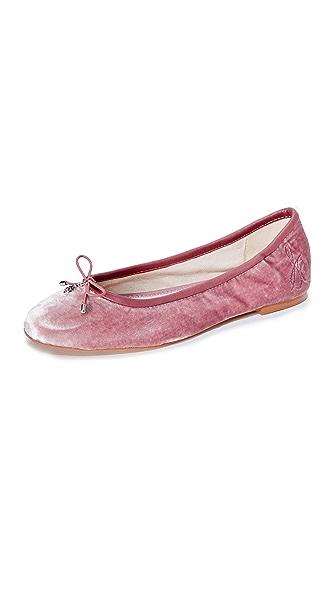 Sam Edelman Felicia Ballet Flats - Faded Rose