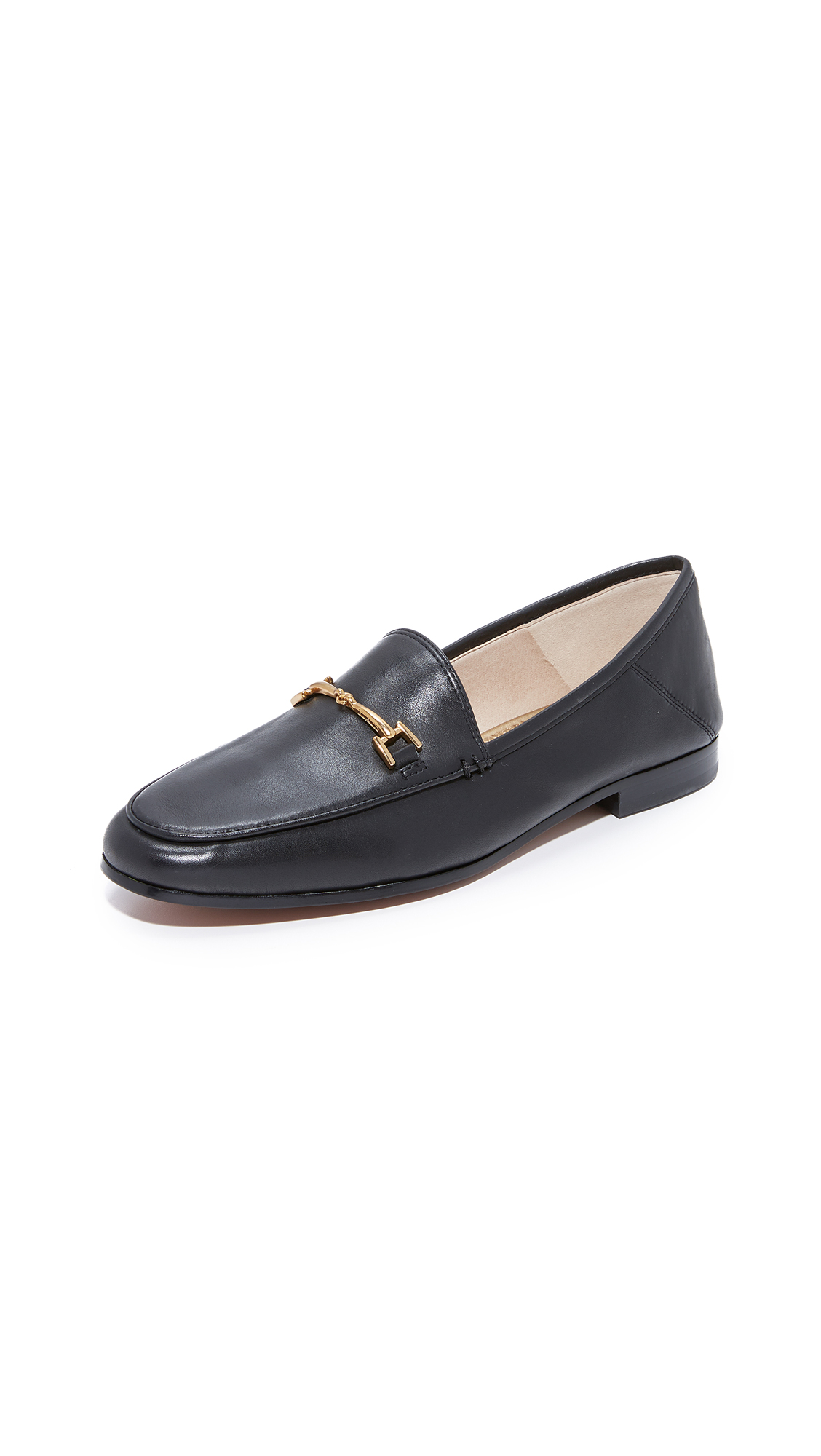 Sam Edelman Loraine Loafers - Black