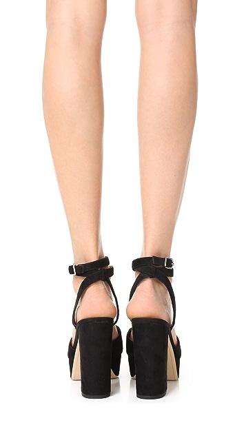 Sam Edelman Mara Platform Sandals