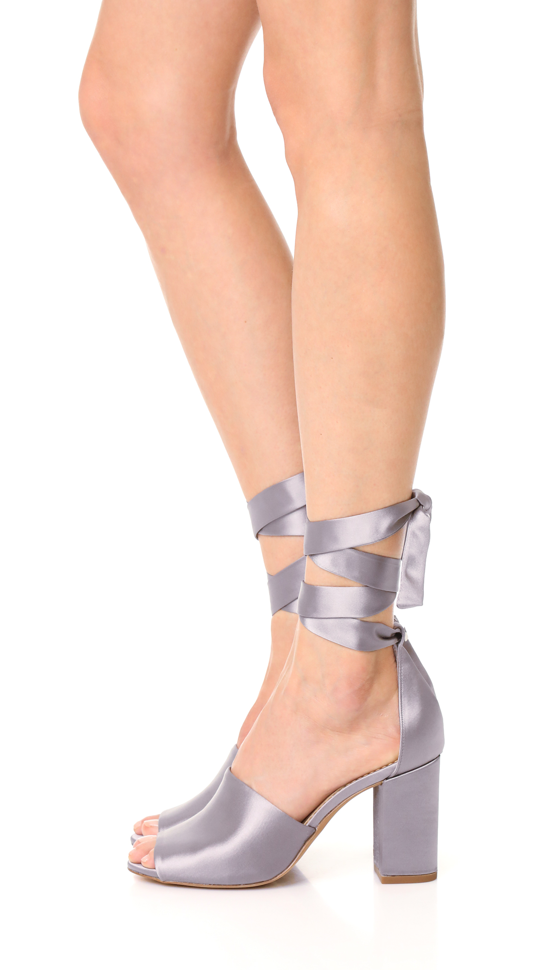 Odele Ankle Wrap Sandal 100% authentic cheap price discount free shipping clearance 100% original new for sale 8MAczX
