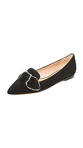 Sam Edelman Rochester Flats In Black