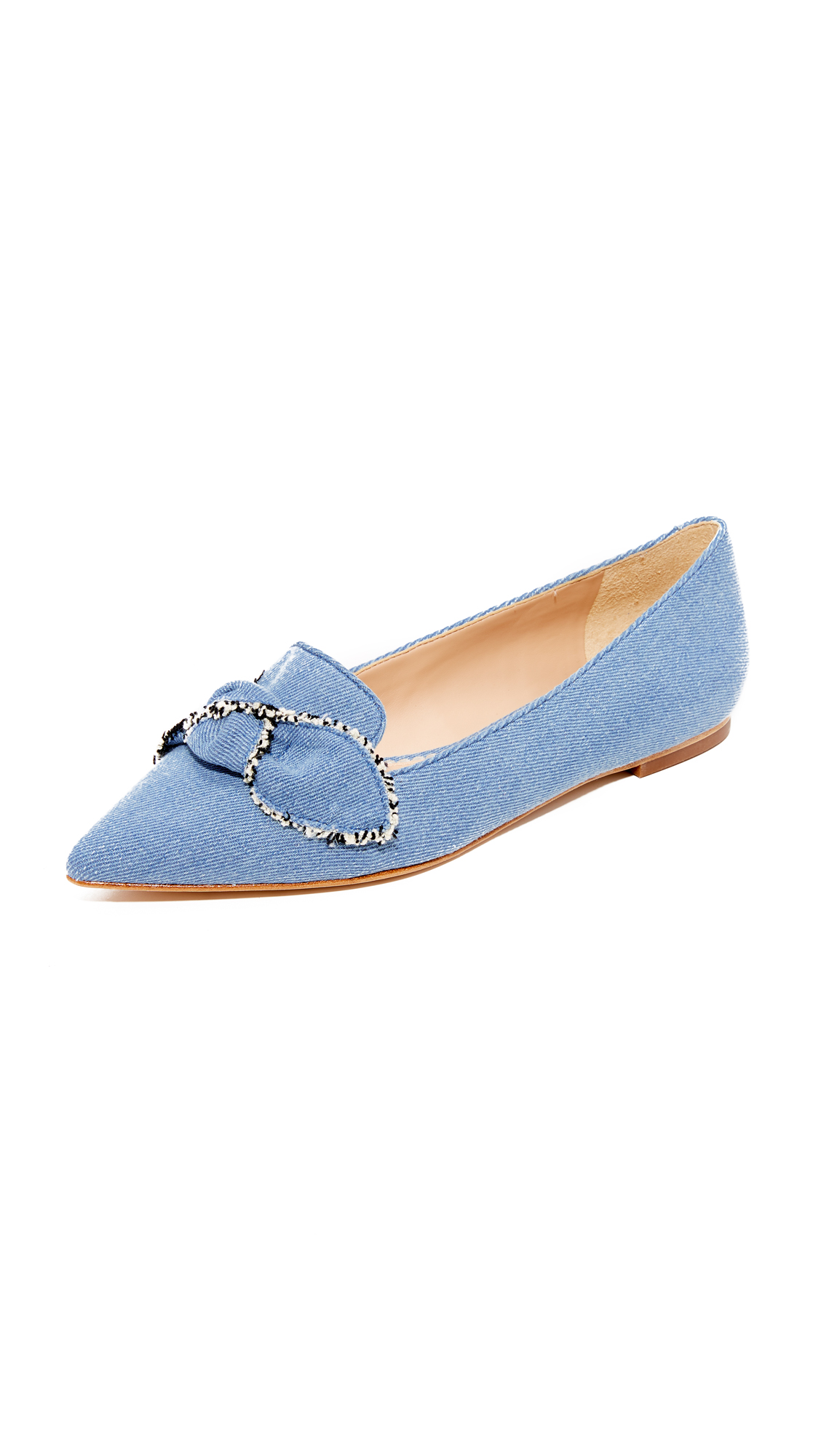 Sam Edelman Rochester Flats - Light Blue