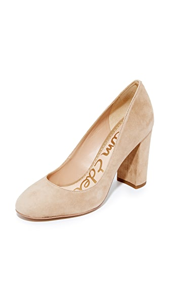 Sam Edelman Stillson Pumps - Oatmeal