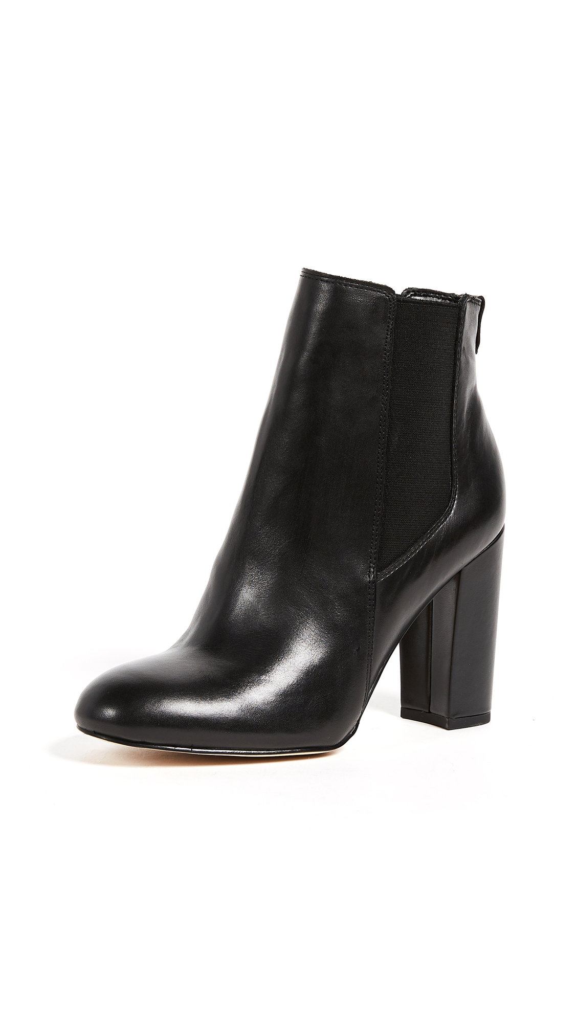 Sam Edelman Case Booties - Black