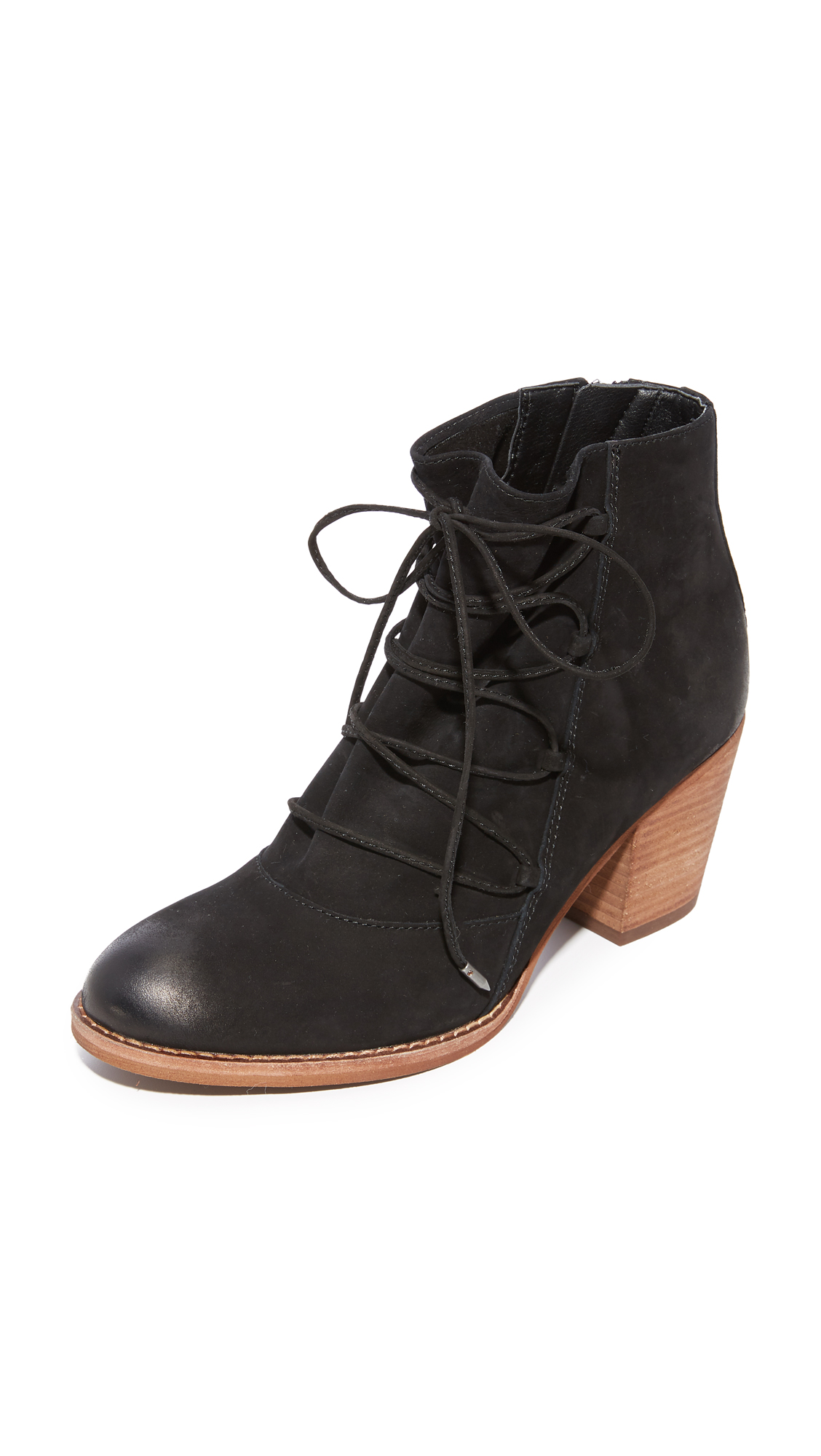 Sam Edelman Millard Booties - Black