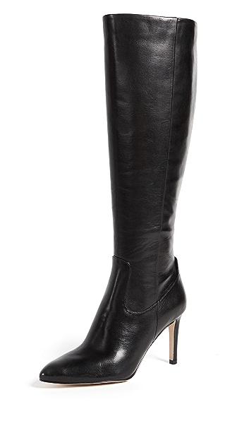 Sam Edelman Olencia Tall Boots In Black