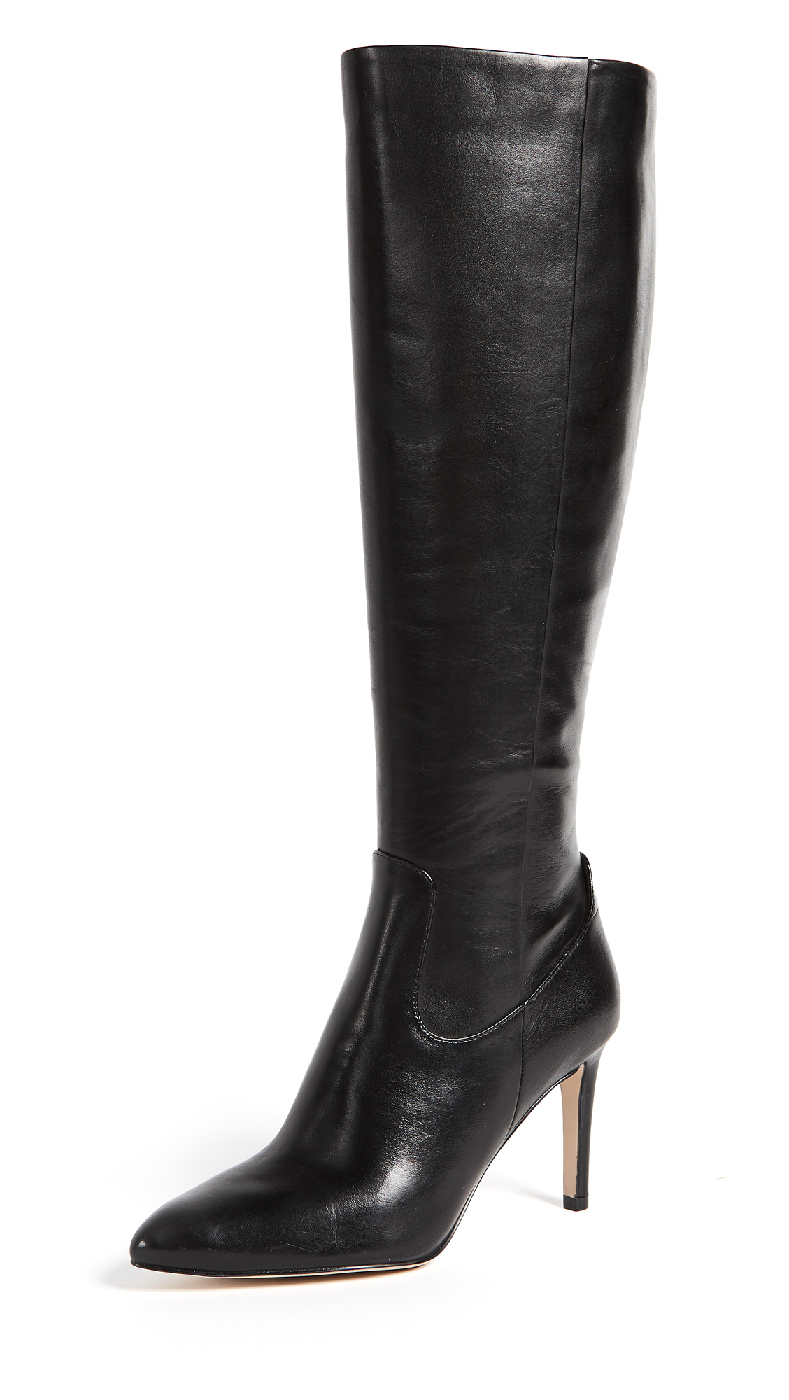 Sam Edelman Olencia Tall Boots - Black