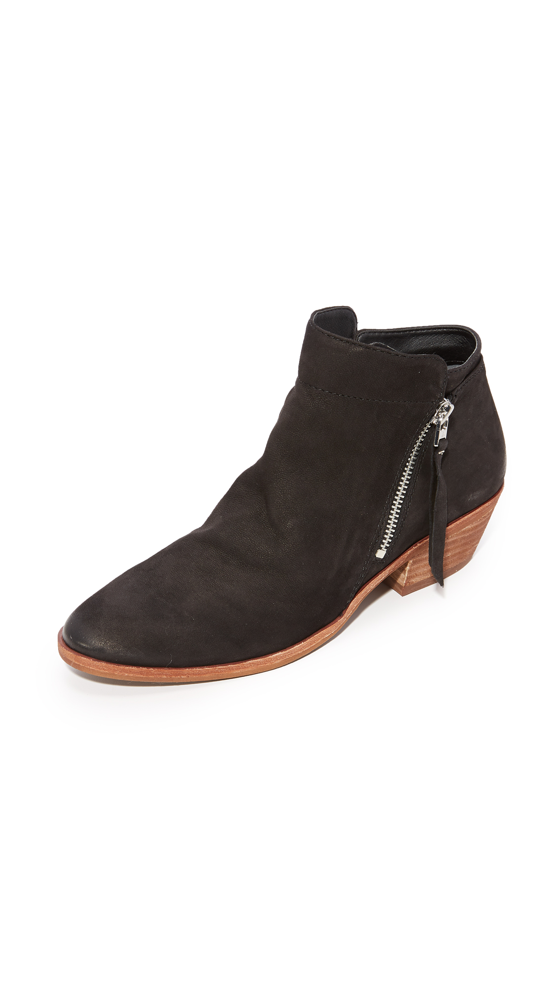 Sam Edelman Packer Booties - Black
