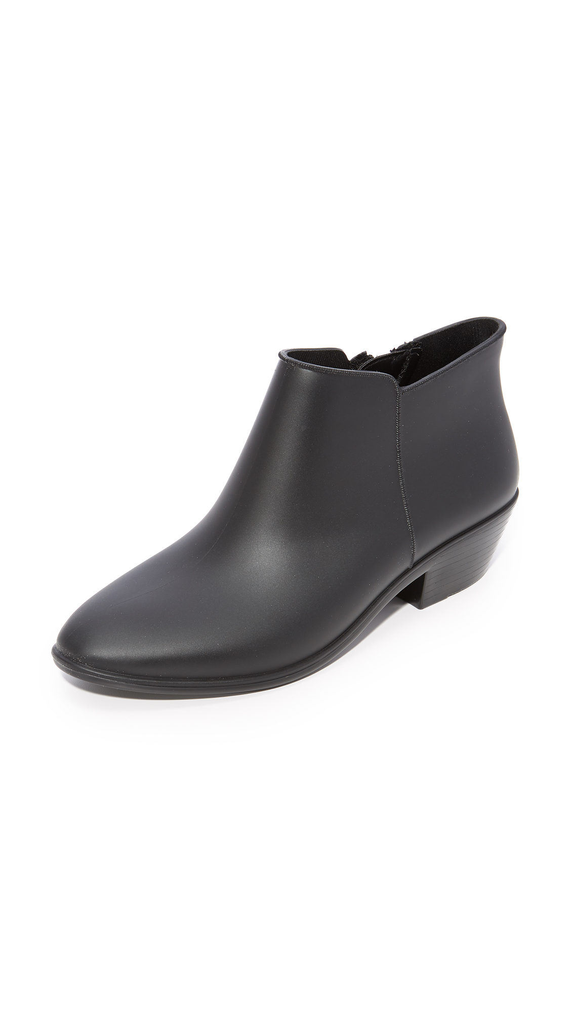 Sam Edelman Petty Rain Booties - Black
