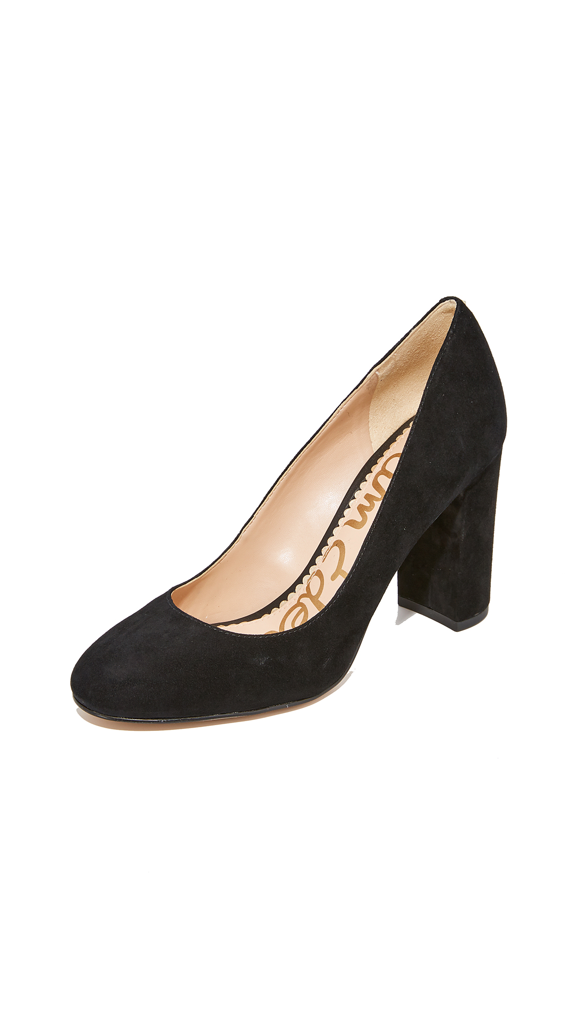 Sam Edelman Stillson Pumps - Black