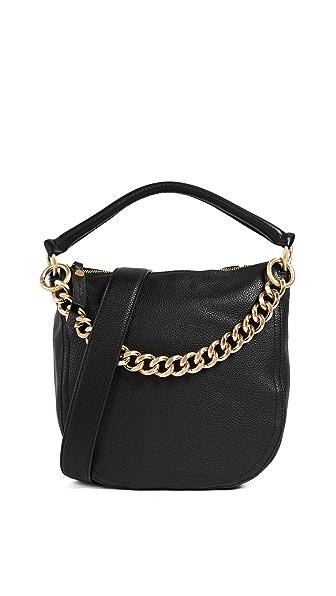 Sam Edelman Arria Hobo Bag In Black
